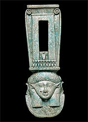 Hathor sistrum